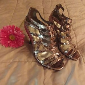 Maurice heels